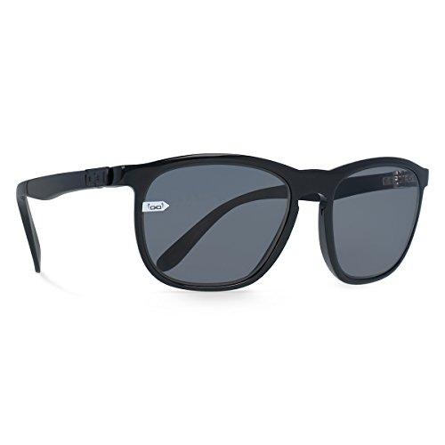 gloryfy unbreakable eyewear Sonnenbrille Gi13 Soho Sun black, schwarz