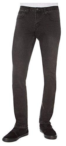 Unit Jeans Empire Schwarz Schwarz