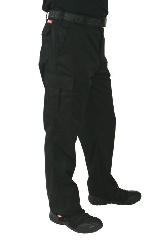 Lee Cooper Workwear Cargo Pant, 36L, schwarz, LCPNT205