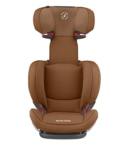 Maxi-Cosi RodiFix AirProtect Child Car Seat, Isofix Booster Seat, Cognac, 15-36 kg Maxi-Cosi Booster car seat for children from 15-36 kg (3.5 to 12 years) Grows along with your child thanks to the easy headrest and backrest adjustment from the top Patented air protect technology for extra protection of child's head 5