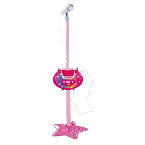LoKauf Höhenverstellbar Kinder Karaoke Standmikrofon Mikrofon Mit Ständer
