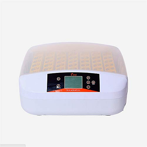 STEY Mini 32 automatische Ei-Temperaturregelung Hoch-und Niedertemperatur-Alarm Hühner-Inkubator Digitale konstante Temperatur Home Labor Farm Lehrmittel Inkubator -