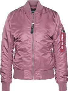 Alpha Industries Damen Jacken / Bomberjacke Ma-1VF Pm Dusty Pink
