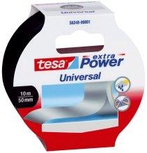 tesa Reparaturband extra Power Universal , weiß, 10m x 50mm