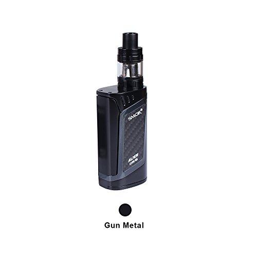 ORIGINAL SMOK Alien TFV8 Baby 2mL Set (Schwarz Grau) Erforderliche