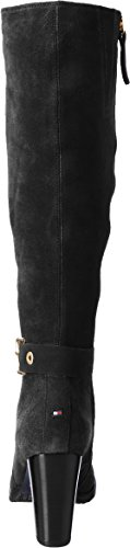 Tommy Hilfiger B1285arcelona 6b, Stivali Donna Nero (Black)