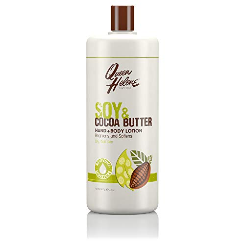 Soy & Cocoa Butter Hand & Body Lotion 944ml
