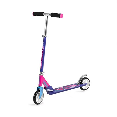 Spokey Unisex Damsel Scooter, Mehrfarbig, one Size