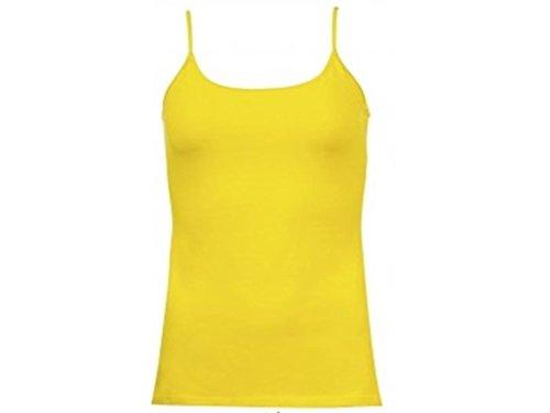 ATELIER DEL RICAMO - T-shirt de sport - Femme Jaune