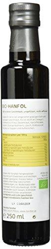Fandler Bio-Hanföl, 1er Pack (1 x 250 ml) - 3