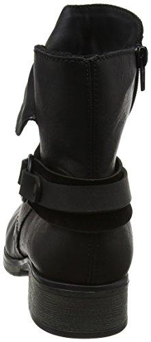 Noir Bottes Y9792 Rieker schwarz schwarz Schwarz Femme qSpC6w