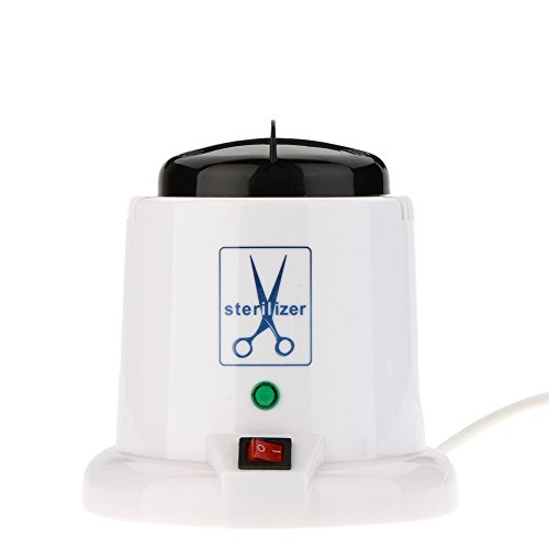 Autoklav Nagel Kunst Scissor Maniküre Sterilisator Dampfmaschine mit 150g Desinfektion Glas Bead 220V