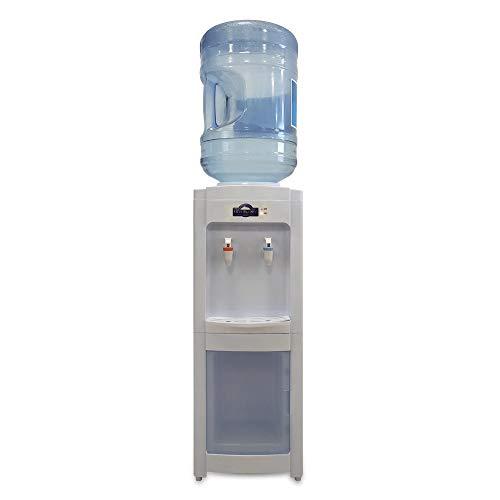 Aguablanca - Dispensador de Agua fría para garrafas Blanco