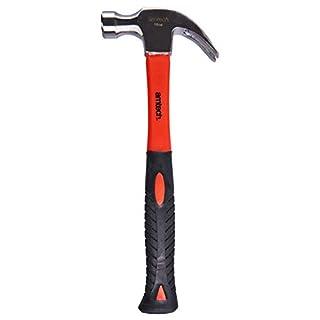 Amtech A0250 Fibreglass Claw Hammer 16 oz
