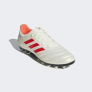 Adidas Copa 19.3 AG - Botas de fútbol para Hombre, Multicolor (Casbla/Rojsol/Negbás 000), 44 2/3 EU