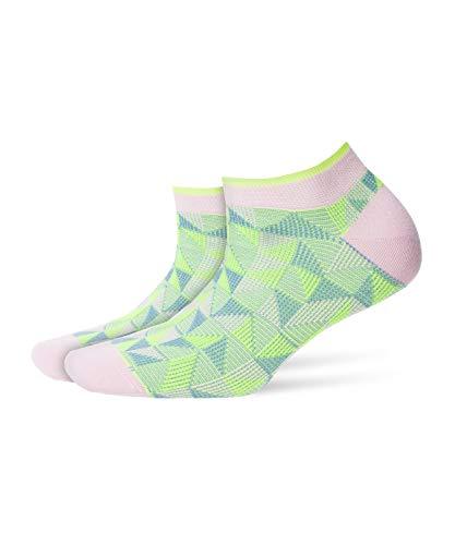 Burlington Damen Swag Socken, Mehrfarbig, 36-41