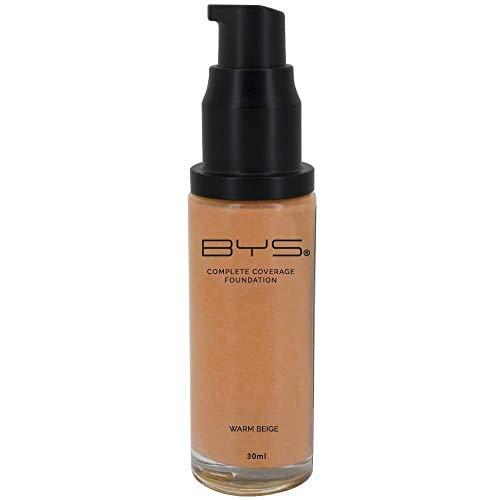BYS Maquillage - Fond de Teint Couvrance Professionnelle