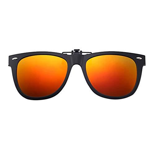 Vintage Polarisierte Sonnenbrille für Damen Herren UV400 Schutz Ultraleicht Rahmen