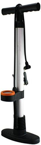 GYD DELUXE Fahrrad-Pumpe Geeignet für Fahrrad, Motorrad, Roller, Kinderwagen oder ähnliches.