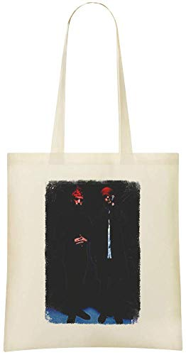 Deckenventilatoren und Idle Hands - Ceiling Fans And Idle Hands Custom Printed Grocery Tote Bag - 100% Soft Cotton - Eco-Friendly & Stylish Handbag For Everyday Use - Custom Shoulder Bags