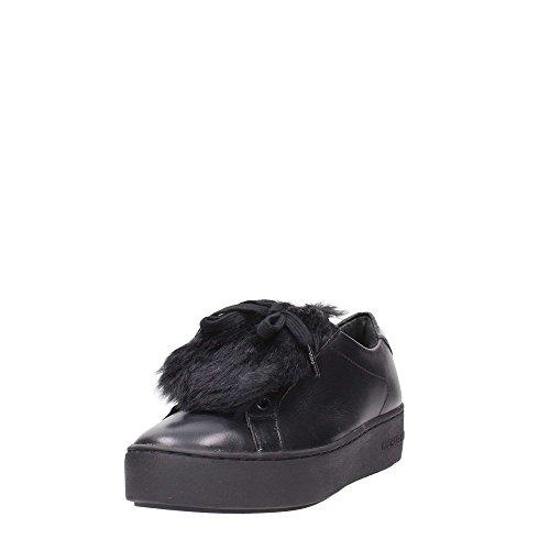 Michael Kors Sneaker Poppy Sneaker Black Croc Black
