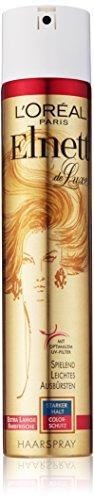 L\'Oréal Paris Elnett de Luxe Haarspray getöntes Haar, 300ml