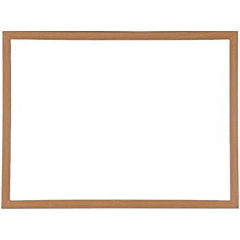 White with Plastic Frame Assorted Colours 1903772 Rexel Magnetic Dry Wipe Personal Whiteboard 585 x 430 mm Magnets and Fitting Kit Includes Marker
