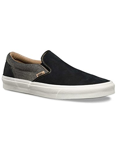 VANS - CLASSIC SLIP ON - Utilitarian black, Dimensione:46