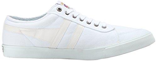 Gonna Ladies Comet Sneaker Bianca