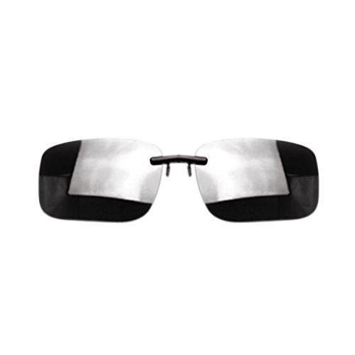 Provide The Best Frauen, Männer, Unisex Vision Clip-On Objektiv Sonnenbrillen Clip Driving Gläser