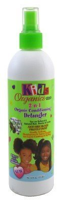Africa's Best Kids Organic Detangler 2-N-1 355 ml Pump by Africa's Best