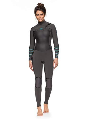 Roxy 4/3mm Syncro Plus - Chest Zip Wetsuit - Chest-Zip-Neoprenanzug - Frauen (4 Syncro Neoprenanzug 3)