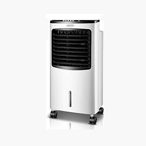 Praktischer Elektrischer Ventilator, Klimaanlagenventilator Haushaltskühlventilator Wasserkühlventilator Mobile Kleine Klimaanlage - Energiesparventilator für Wohnzimmer Schlafzimmer Büro, BOSS LV