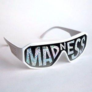 Unbekannt Sonnenbrille Macho Man Madness