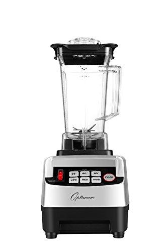 Blender multifonction haute vitesse OPTIMUM 8200 - 2238 watts (Argent)