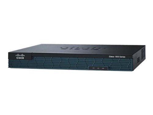 Price comparison product image Cisco CISCO1921-SEC/K9X4 - K/Router/Cisco1921/K9 w/2GE SEC Li PAK