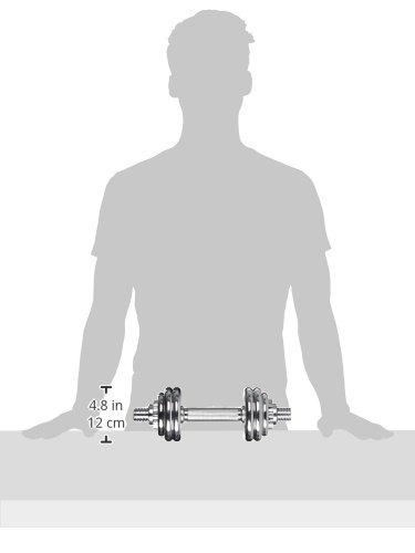 ScSPORTS-Chrome-Dumbbell-Case-Set-15kg