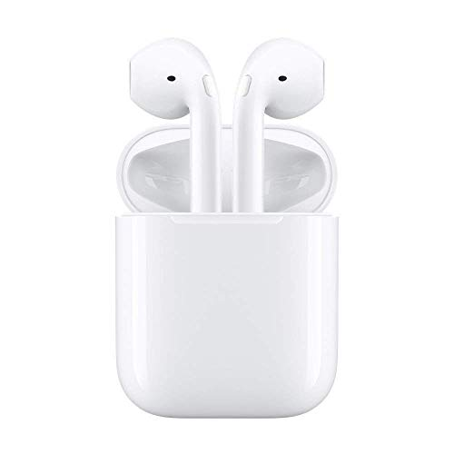 Tophousse Bluetooth Kopfhörer i7 + 500mAh Ladebox-Mini Bluetooth Ohrhörer V4.2 Stereo Wireless für iPhone (Ein Paar Weiß+Ladebox) thumbnail