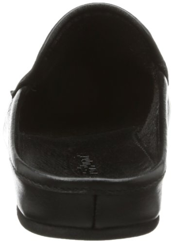 Fortuna Jack Lammleder 419199-02, Pantofole Uomo nero (Noir - Schwarz (schwarz 001))