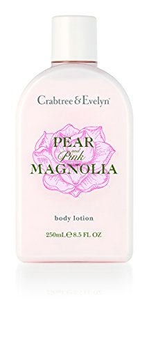 Crabtree & Evelyn Pear & Pink Magnolia Body Lotion 250ml lowest price