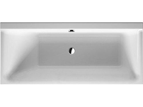 Duravit Badewanne P3 Comforts 1600x700mm Einbauversion, RS links, weiß, 700371000000000