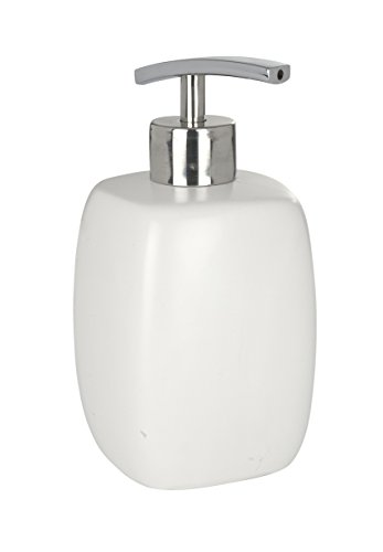"Wenko ""Faro"" Soap Dispenser, White"