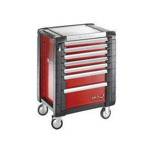 Preisvergleich Produktbild Facom Werkstattwagen JETM3 7 Schubfachn rot JET.7M3