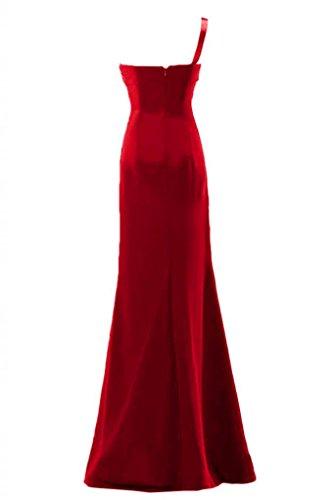 Sunvary una elegante spalla abito da sera, da donna, per abiti da sera-Gowns Pageant Rosso