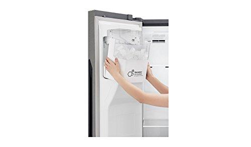 Lg Electronics Gsl 361 Icez Vergleich Kühlschrank Side By Side
