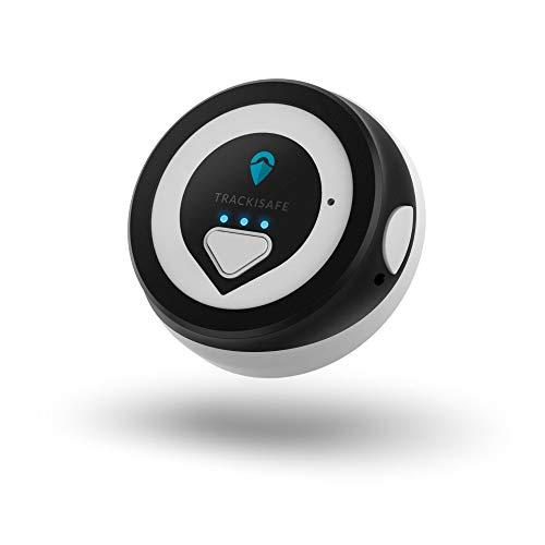 V-Multi Tracker by Vodafone TrackiSafe Mini - GPS Tracker für Taschen, Rucksäcke, Gepäck, Laptops und E-Scooter