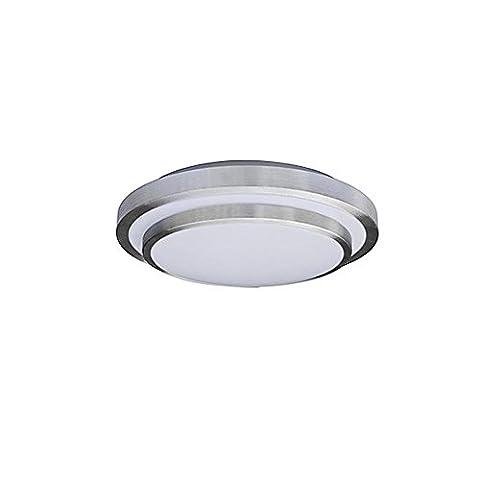 18W LED Flush Ceiling Lights, 900Lm, 4200K, IP44, Ceiling Lighting for kitchen Bedroom Bathroom Hallway