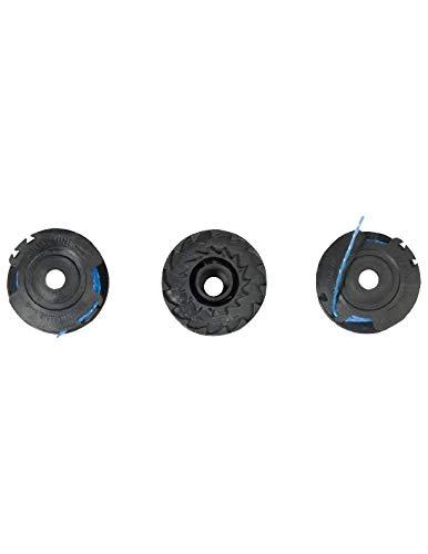 lot therm filme 3 bobines + fil 1,6mm pour gamme one+ 18 v ryobi rac125