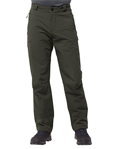 Jack Wolfskin Herren Activate Thermic Pants Men Softshellhose Wind-und Wasserabweisend Sehr Atmungsaktiv Elastisch Softshell-Hose, grün (malachite), 50 -