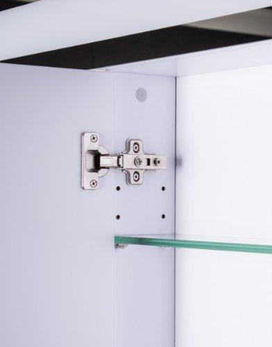 LED Spiegelschrank Badezimmer – Galdem EVEN 120 cm - 6